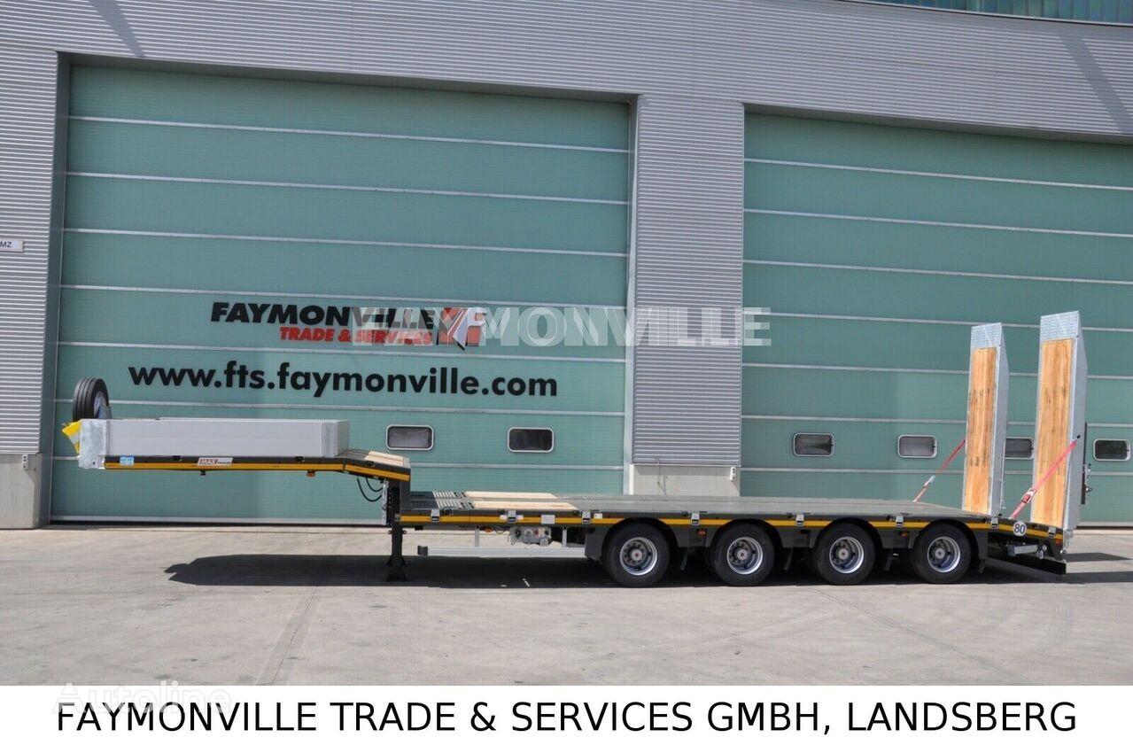 semi-remorque porte-engins FAYMONVILLE MAX TRAILER MAX100 4A 8.60 U neuf